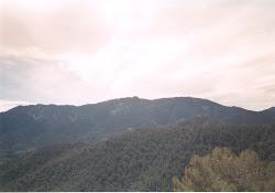 Cordillera del pico espadan
