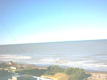 El mar y la playa de San Bernardo