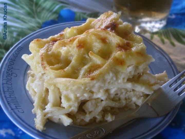 Chillibibi : Cheesy, Creamy, Yummy Macaroni Pie