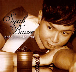 "cover album second edition of  "" Syah Basree"""