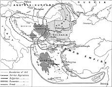 Aspiracionet Ballkanike 1912