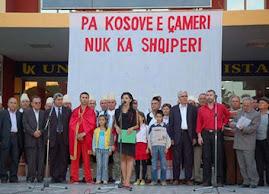 Pa kosove e çameri nuk ka shqiperi