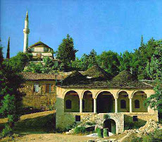 Xhamia ne keshtjellen e Janines