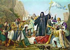 Jermanosi dhe arvanitet qe luftuan kunder shqiptareve myslimane