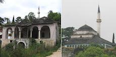 Bibloteka Osmane dhe Xhamia Janina