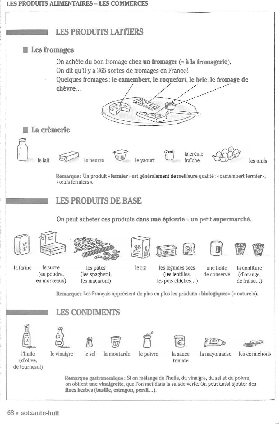 C est la vie le vocabulaire de la cuisine 1 pour yuka for Vocabulaire ustensiles de cuisine
