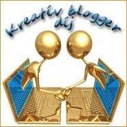 Kreatív blogger-díjas lettem