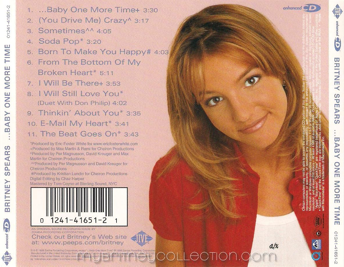 Baby One More Time - US