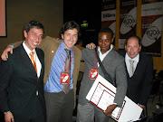 Ganadores VENTURES 2009 Region Caribe OPTIMIZING (ventures premiacion )