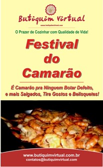 Festival do Camarão e Frutos do Mar