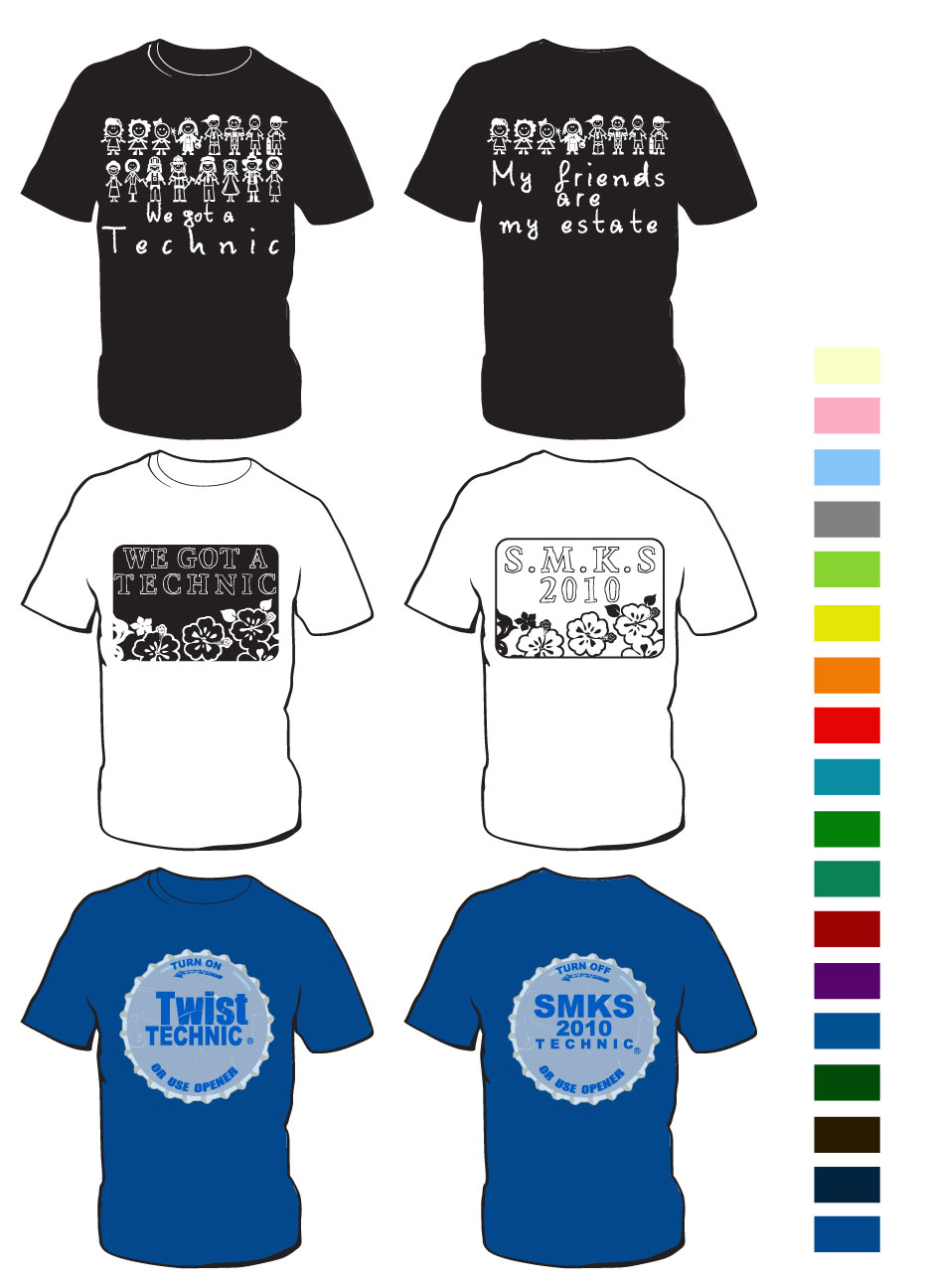Contoh design tshirt kelas - Contoh Design Tshirt Kelas 34