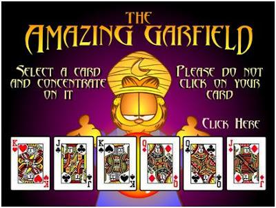 Amazing Garfield