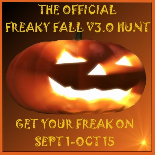 The Freaky Fall Hunt 3.0