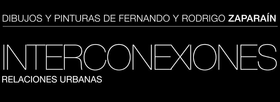 INTERCONEXIONES FERNANDO Y RODRIGO ZAPARAIN