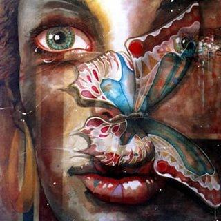Instinto urbano - Pintura instinto ...