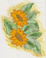pintura sobre tecido