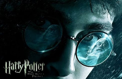 Harry Potter 6 - HBP Movie - harry Potter and the Half Blood Prince