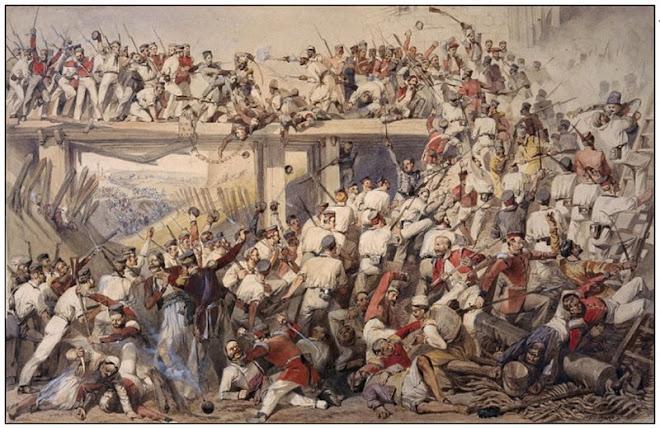 essay on the sepoy mutiny