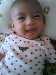 Eryna @ 2-month (3.8kg)