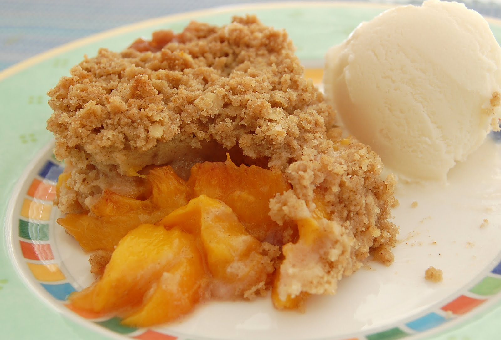 Bake This. Eat That. Then Move!: Gluten-Free Peach Cobbler ...