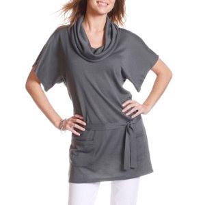 Ladies Knitwear Autumn/Winter 09/10, Cowl Neck Sweater