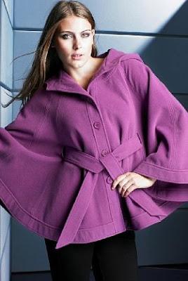 winter coats, hooded cape coats