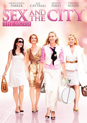 Sex and the City - The Movie, Carrie Bradshaw, Samantha Jones, Charlotte York, Miranda Hobbes