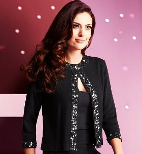 sequin party cardigan, sequin cardigan,sequin party wear