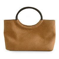 suede handbag,suede handbags,handmade bags