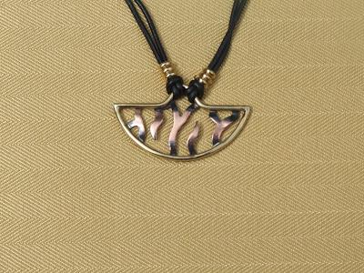 leopard jewellery,leopard print jewellery,animal print jewellery,copper pendant