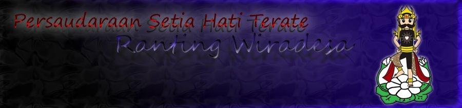 SH TERATE Ranting Wiradesa