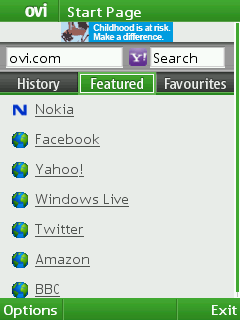 OVI browser 0.8.4 handler beta 4.