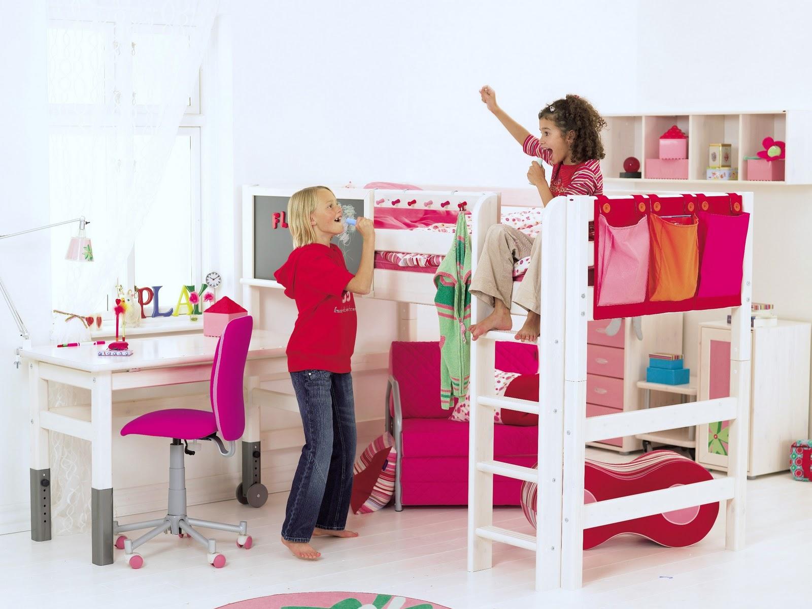 Flexa camas individuales y en altura for Flexa muebles infantiles