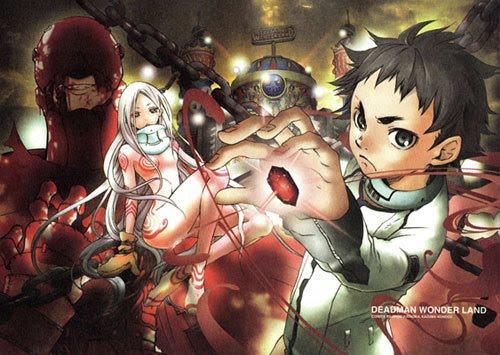 [A]Deadman Wonderland(12/12)
