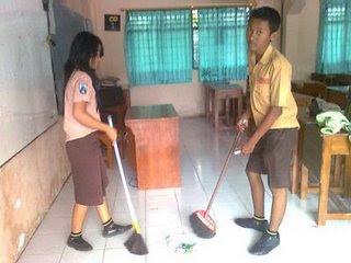 Kebersihan Kelas