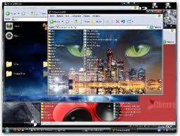 cara mengganti background folder pada windows 7 / vista