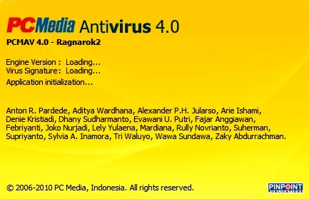 PC Media Antivirus 4.0 Terbaru | PCMAV 4.0 Ragnarok 2