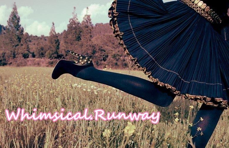 Whimsical Runway