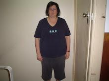 Me at 99.3 kilos 25/7/2009