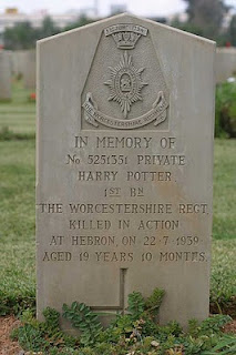 En memoria de Harry Potter