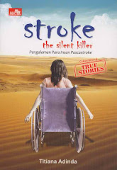 "Buku ""Stroke; The Sillent Killer"""