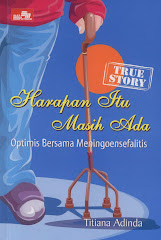 "Buku ""Harapan Itu Masih Ada"""
