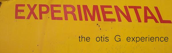 the otis G experience