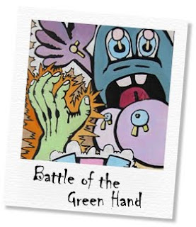 battle of the green hand