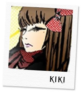 kiki iphone skin