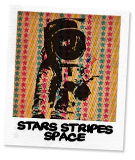 stars stripes space