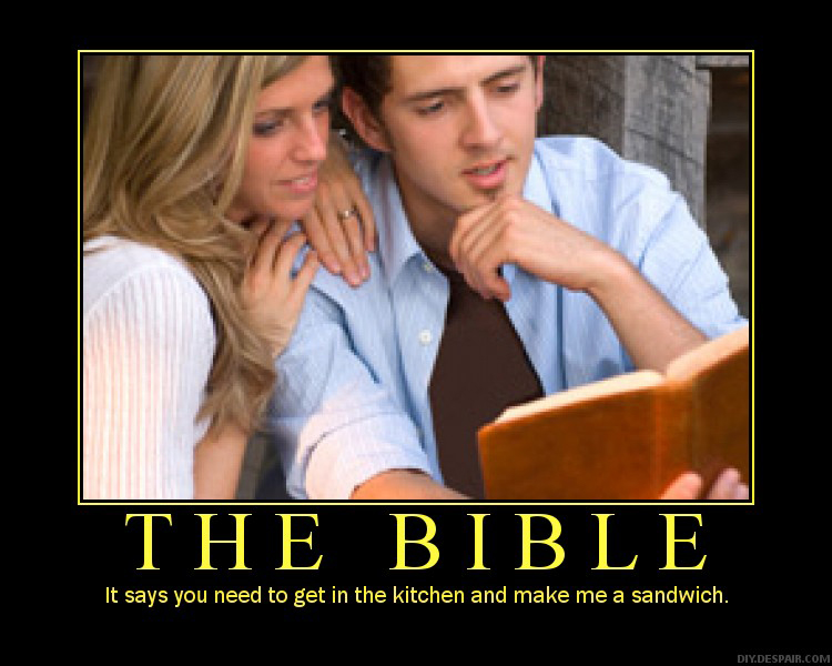 christianity  sandwhich