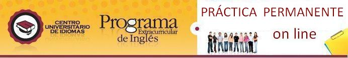 Práctica Permanente on line - Centro Universitario de Idiomas