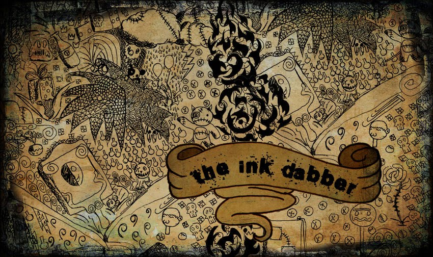 The Ink Dabber