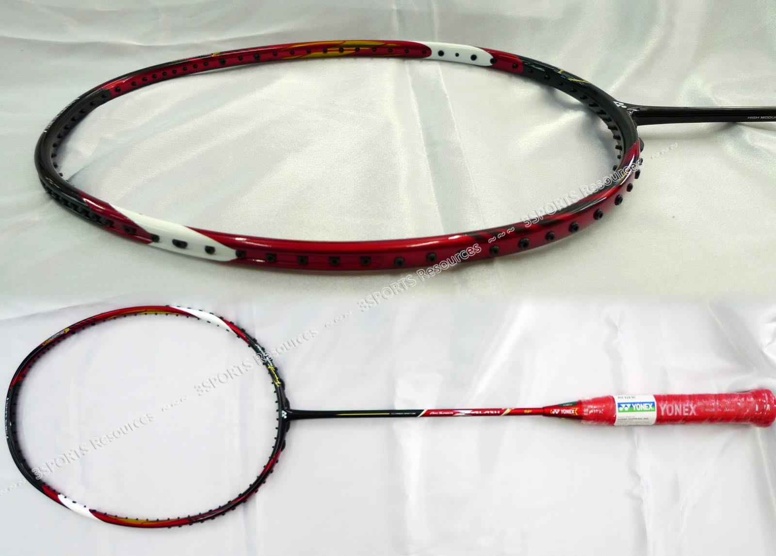 Yonex Duora Z Strike Badminton Racket Review - YouTube